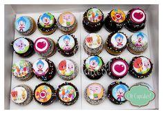 Mini cupcakes Plim Plim