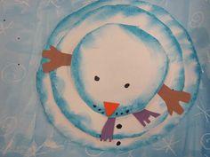 The Art Teacher's Closet: Snowmen