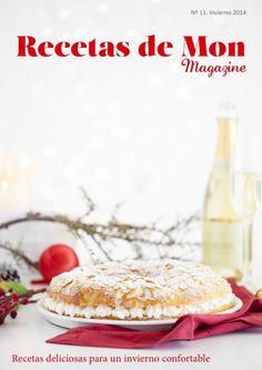 Recetas de Mon Magazine nº 11 Invierno 2014 por Mónica López