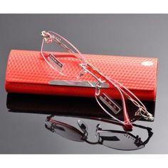ลดอีกครั้งตอนนี้<SP>GRACE WOMEN DIAMOND SIDE CUTTED LUXURY RIMLESS QUEEN STYLE READING GLASSES +1++GRACE WOMEN DIAMOND SIDE CUTTED LUXURY RIMLESS QUEEN STYLE READING GLASSES +1 High Quality fashion frame High-definition, anti-fatigue lenses Fashion designer reading glasses Ergonomic design, safe an ...++