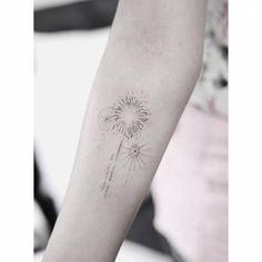 Resultado de imagem para tatuagem de fogos de artificio