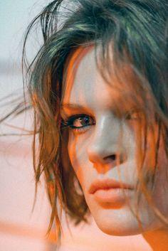 NYFW F/W17 Makeup: Alexander Wang