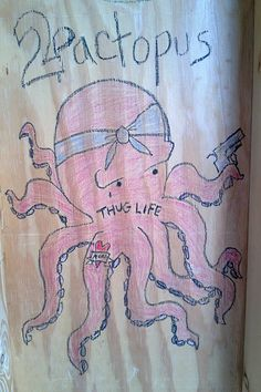 He didn't choose the sea life, the sea life chose him…