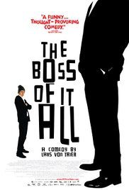 Boss Of It All Watch Online. An IT company hires an actor to serve as the company's president in order to help the business get sold to a cranky Icelander.