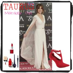 Taurus- Matador Girl by redcarpetlook on Polyvore featuring Clinique
