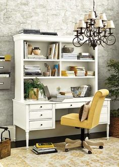 Örnek çalışma masası - Ev Dekorasyon Fikirleri