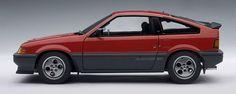 Honda Ballade CR-X Si (1985) | 1:18 Scale Diecast Model Car by AUTOart | Profile