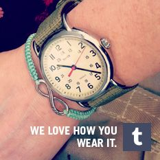 WEEKENDER timex website, love this bracelet, timex website couldn't identify it