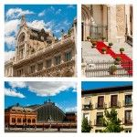 Spain 2014 | A Family Travel Photo Journal - GoodNCrazy the architecture of Madrid #rogersinspain carissa rogers