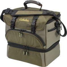 Cabela's Deluxe Reel Case Gear Bag at Cabela's
