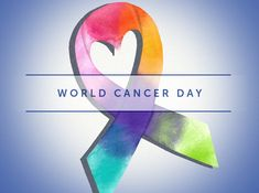 #WorldCancerDay Brain Cancer Awareness, World Cancer Day, Letters, Letter, Lettering, Calligraphy