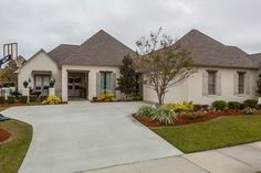Beautiful Custom Home By Brandon Craft Developments. Located In Woodridge  Subdivision In Baton Rouge,