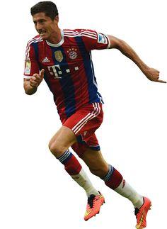 Robert Lewandowski (Varsóvia, 21 de agosto de 1988) é um futebolista polaco que actua como atacante. Joga no Bayern de Munique. Para mim um dos melhores avançados do Mundo!