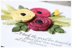 """641 Likes, 7 Comments - Hae Kyoung   Kim (@rhodanthe1216) on Instagram: """"quilling flowers #quilling#paperquilling #quillingflowers #quillingart#papercrafts…"""""""