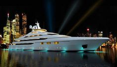 yacht, yes, that would be nice, but I will settle for a couple of rides...