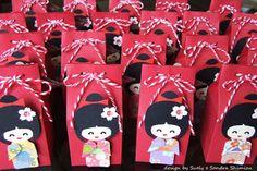 fun-ideas handmade: Quadro de maternidade 'Kokeshi doll'