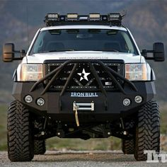 Freakin awesome grill!! Love dodge but nice duramax