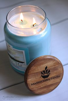 Your Home Will Smell Amazing with Madison Valley Candles