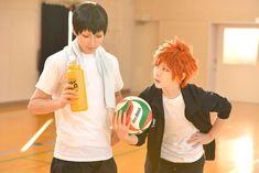 REIKA(reika2011) Tobio Kageyama, Shoyo Hinata Cosplay Photo - Cure WorldCosplay