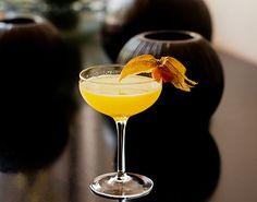 Orange no. Ten – Tanqueray No. Ten med appelsin og salvie | Sjønnes Barskab