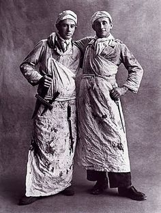 Irving Penn's Butchers, Paris