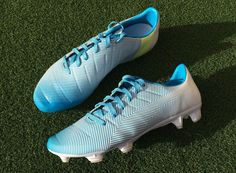 innovative design 62418 078cb Puma evoPOWER 1.3 Camo Blue Custom Boots, Camo Fashion, Pumas, Soccer  Cleats,