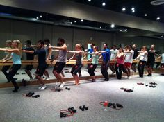 Our Bring on the Men night was a total success!! They worked hard and got to see why we love to lift.tone.burn!!! <3 #PureBarreBeverlyHills