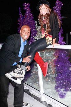 J.R. Martinez and Karina Smirnoff win Dancing with the Stars celebrities