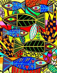 nurvero, la vie en classe graphisme artiste : Silberzweig