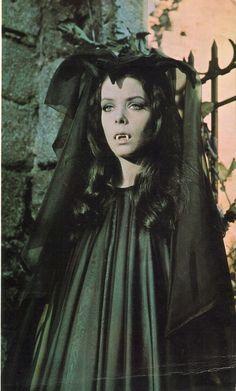 Patty Shepard, in La Noche de Walpurgis (1971)orThe Werewolf Vs. The Vampire Woman.
