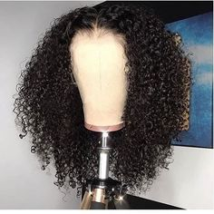 Cheap Human Hair Lace Wigs, Buy Directly from China Suppliers:Afro Kinky Curly Human Hair Wig Lace Closure Wig Brazilian Remy Hair With Baby Hair Wigs for Black Women Hot Beauty Hair Frontal Hairstyles, Wig Hairstyles, Curly Haircuts, Casual Hairstyles, Medium Hairstyles, Latest Hairstyles, Curly Bob Wigs, Curly Braids, Curly Afro