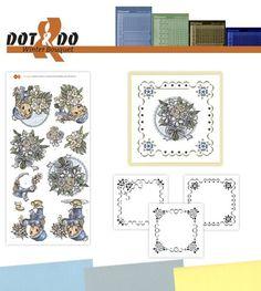 Dot & Do 25 - Winterflowers