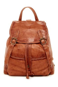 Campus Leather Backpack by Frye on @nordstrom_rack