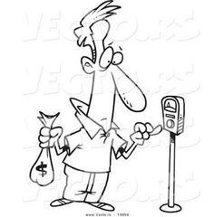 Parking meter- Parquimetro