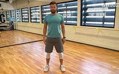 Kniebeugen sind DER Problemzonen-Killer