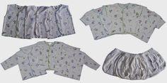 Salah satu perlengkapan bayi yang wajib karena memang sudah menjadi kebutuhan dasar adalah baju bayi. Di pasaran terdapat banyak ragam model...