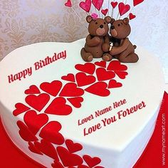 Birthday Cake For Husband Design Designs