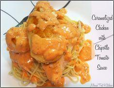 kitchens, sour cream, caramel chicken, sauces, main dish