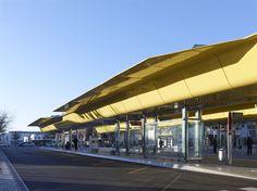 Multimodal Interchange / Tetrarc Architects