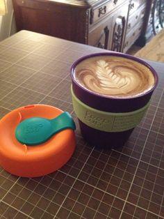 #cafeconleche + @keepcup en @toma_cafe