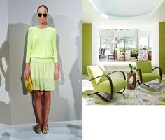 J.Crew Spring 2012 RTW and House Beautiful