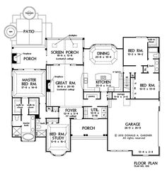 House design room dimensions