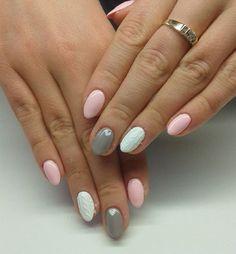 #paznokcie #paznokciehybrydowe #nails2inspire #nailove #spn #spnnails #winternails #autumnnails #knittednails #sweterki #sweterkowe