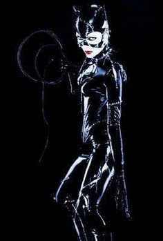 1992- Batman Returns premieres with Michelle Pfeiffer as Catwoman