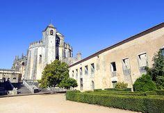Christuskloster (Convento de Christo), Sehenswürdigkeit in Tomar