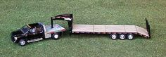 Custom Toy Trucks - Moore's Farm Toys