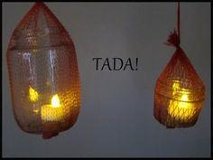 Floating Lights via blah to TADA!