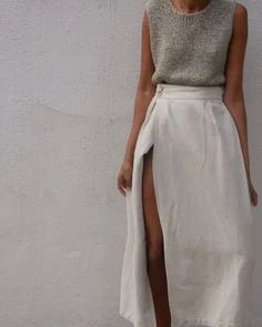 linen trend fashion summer 2020 trendy now linen 12 Fashion Mode, Look Fashion, Fashion Beauty, Womens Fashion, Petite Fashion, Beach Fashion, 80s Fashion, Fashion Details, Fashion Online