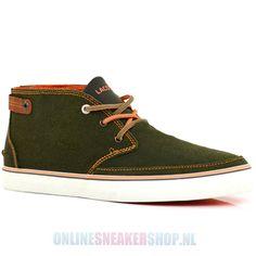 Lacoste Footwear Clavel Green - Men's Shoes - Onlinesneakershop.    http://www.onlinesneakershop.nl/mens-shoes-lacoste-lacoste-footwear-clavel-green-p-2271.html