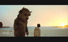 where the wild things are movie  the bull | The Bull